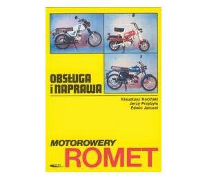 Motorowery Romet. Obsługa i naprawa