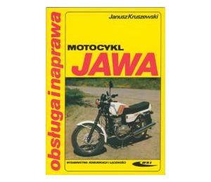 Motocykl Jawa. Obsługa i naprawa