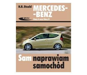 Mercedes-Benz klasy A (W169) i klasy B (W245)
