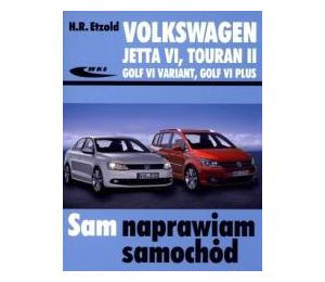Volkswagen Jetta VI, Touran II, Golf VI Variant..