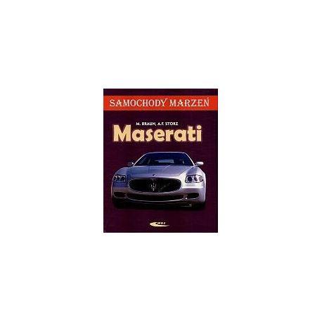 Maserati. Samochody marzeń