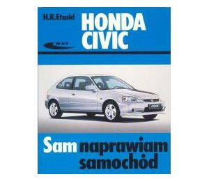 Honda Civic modele od X 1987 do III 2001