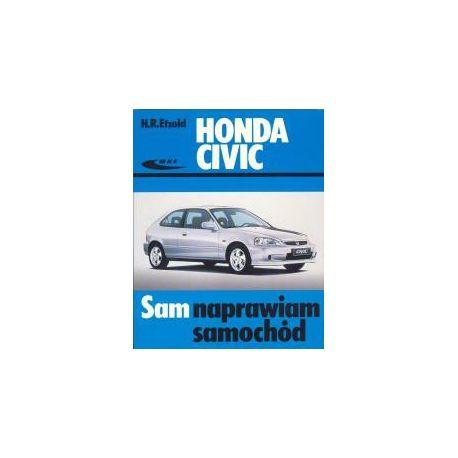Honda Civic modele od X 1987 do III 2001
