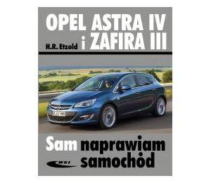 Opel Astra IV i Zafira III