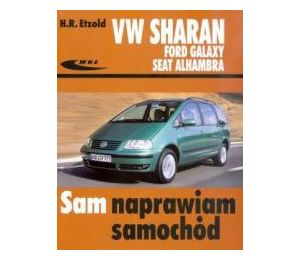Volkswagen Sharan, Ford Galaxy, Seat Alhambra