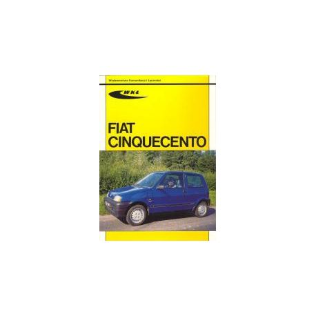Fiat Cinquecento wyd.10