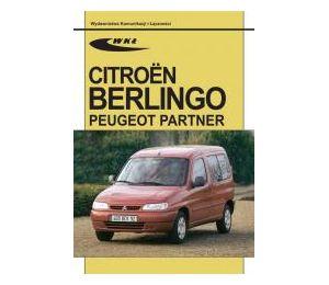 Citroen Berlingo, Peugeot Partner modele 1996-2001