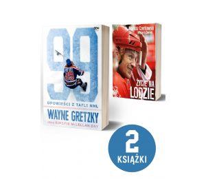 Pakiet: Wayne Gretzky + Mariusz Czerkawsk