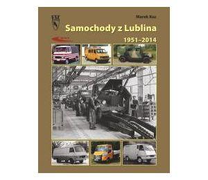 Samochody z Lublina 1951-2014 WKŁ