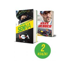 Wieczny Ayrton Senna + Mark Webber. Moja Formuła 1
