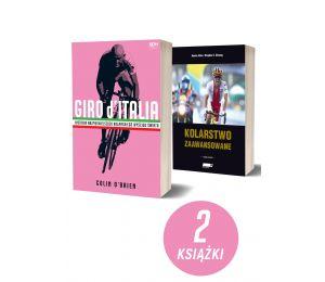 Pakiet: Giro d'Italia + Kolarstwo zaawansowane