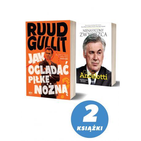 Edytuj: Pakiet: Ruud Gullit + Carlo Ancelotti. NIenasycony zwycięzca