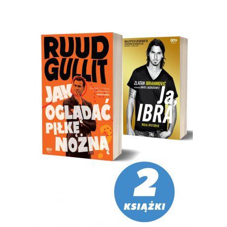Pakiet: Ruud Gullit + Ja, Ibra (wyd. 2)