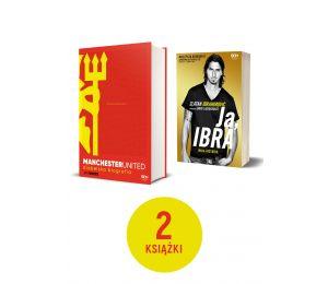 Manchester United. Diabelska biografia + Ja, Ibra (wyd. 2)