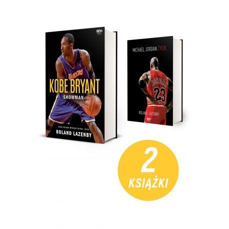 Pakiet: Kobe Bryant. Showman + Michael Jordan. Życie TW (plakat gratis!)