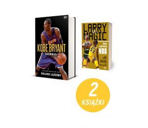 Pakiet: Kobe Bryant. Showman + Larry vs Magic. (plakat gratis!)
