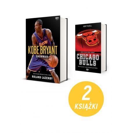 Pakiet: Kobe Bryant. Showman + Chicago Bulls (plakat gratis!)