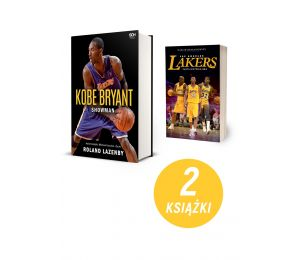 Pakiet: Kobe Bryant. Showman + Los Angeles Lakers (plakat gratis!)