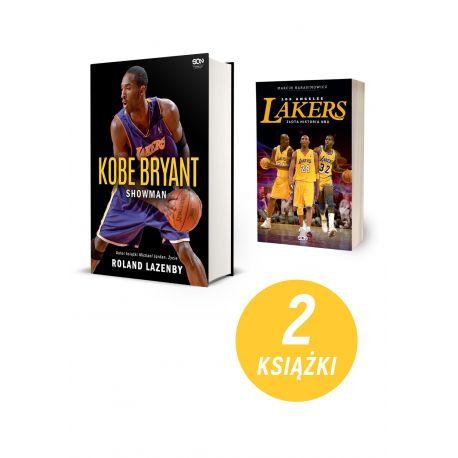 Pakiet: Kobe Bryant. Showman + Los Angeles Lakers (plakat gratis!)