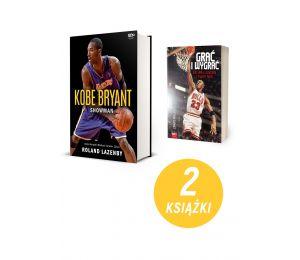 Pakiet: Kobe Bryant. Showman + Michael Jordan. Grać i wygrać (plakat gratis!)