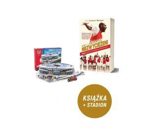 Pakiet: Arsenal. Niezwyciężeni + PUZZLE Stadionu Emirates (plakat gratis!)