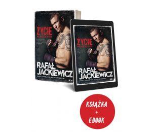 Pakiet: Rafał Jackiewicz. Życie na ostrzu noża + eBook GRATIS! (WYSYŁANY DROGĄ MAILOWĄ)