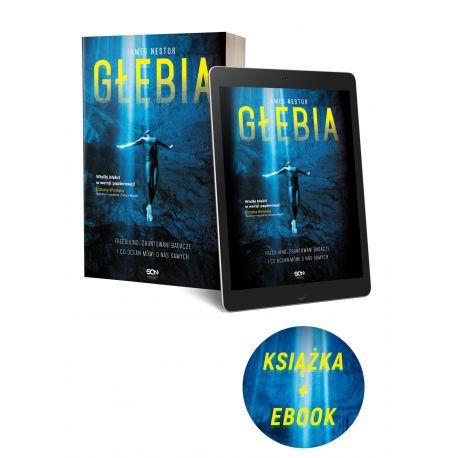 Pakiet: Głębia Freediving (książka) + Ebook (WYSYŁANY DROGĄ MAILOWĄ)