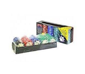 Poker 100 żetonów 8g BICYCLE