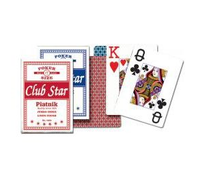 Karty poker ekstra Club Star