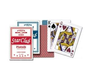 Karty poker ekstra Star Club