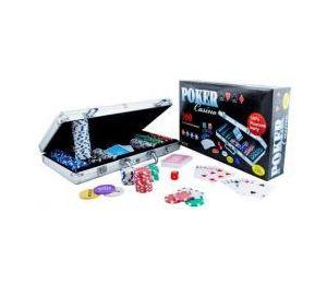Poker Casino 300 żetonów ALBI