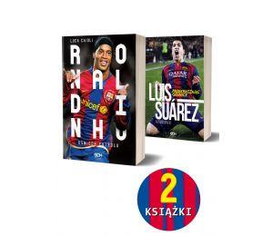 Pakiet: Ronaldinho. Uśmiech futbolu + Luis Suarez