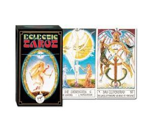 """Karty tarot """"Tarot Eclectic"""" PIATNIK"""