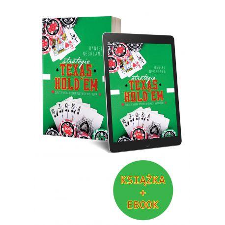 Pakiet: Strategie Texas Hold'em + Ebook