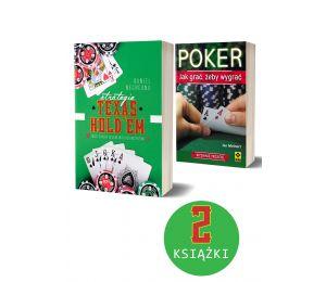 Pakiet: Strategie Texas Hold'em + Poker. Jak grać żeby wygrać Wyd. III