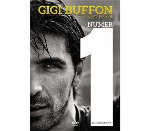 Gigi Buffon. Numer 1 (Twarda oprawa)