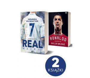 Pakiet: Real Madryt. Królewska era Galacticos + Ronaldo. Biografia