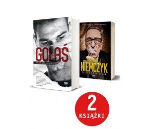 Pakiet: Arkadiusz Gołaś + Andrzej Niemczyk