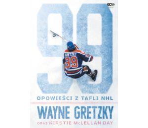 (ebook) Wayne Gretzky. Opowieści z tafli NHL