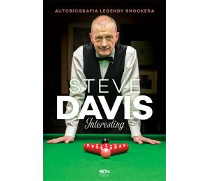 (ebook) Steve Davis. Interesting. Autobiografia legendy snookera
