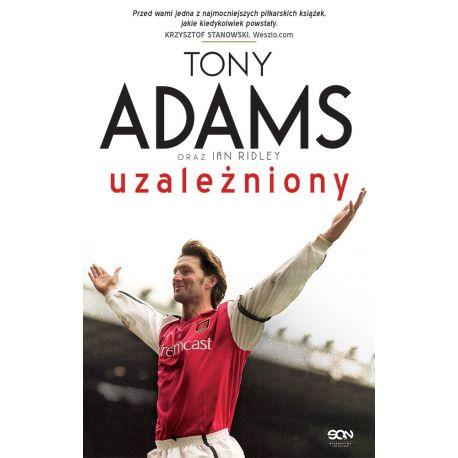 (ebook) Tony Adams. Uzależniony