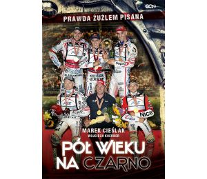 (ebook) Marek Cieślak. Pół wieku na czarno