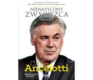 (ebook) Carlo Ancelotti. Nienasycony zwycięzca