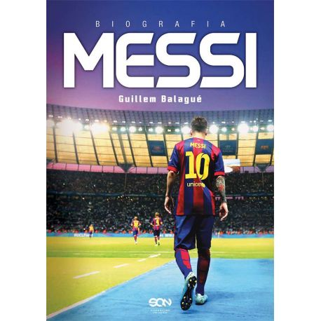 (ebook) Messi. Biografia