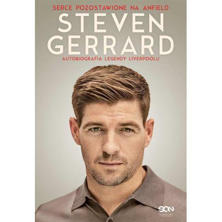 (ebook) Steven Gerrard. Autobiografia legendy Liverpoolu