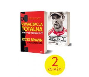 Pakiet: Rywalizacja totalna + Sebastien Loeb