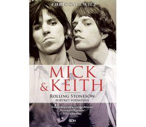 Mick i Keith. Rolling Stonesów portret podwójny