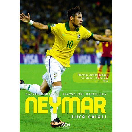 (ebook) Neymar. Nadzieja Brazylii, przyszłość Barcelony