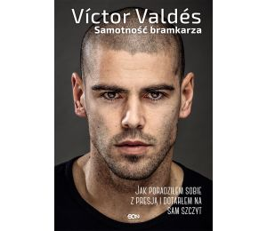 (ebook) Victor Valdes. Samotność bramkarza