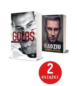 Pakiet: Arkadiusz Gołaś + Łukasz Kadziewicz